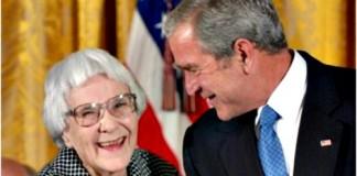 Harper Lee dies