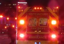 Man Threatens Ambulance