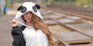 Panda Impersonators