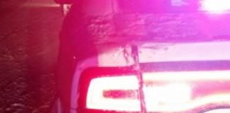 Patrol Car Hit