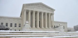 Justice Scalia's Death