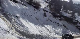 Logan Canyon Avalanche