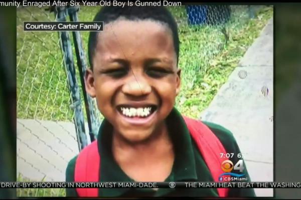 Shooting Of 6-Year-Old Florida Boy