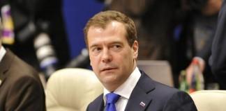 Medvedev: Russia