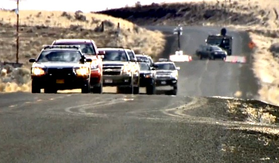 Oregon Standoff Ends