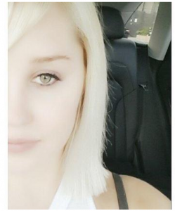 Amanda Bynes showed off her new, short haircut Tuesday on Twitter. Photo by Amanda Bynes/Twitter