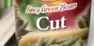 Snake Head In Green Bean