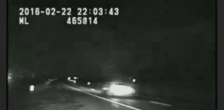 I-15 High-Speed Chase