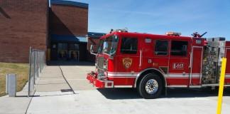 Taylorsville High School Evacuated