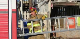 Fire Destroys South Salt Lake Home