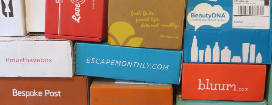 Subscription boxes will help spruce up your home for Home subscription box