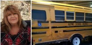 Alpine bus driver