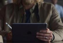 iPhone SE, iPad
