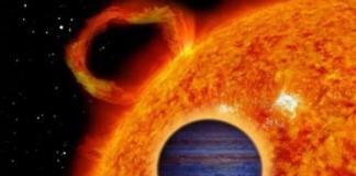 'Hot Jupiter' Exoplanets