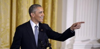 Obama Aids 'Hamilton'