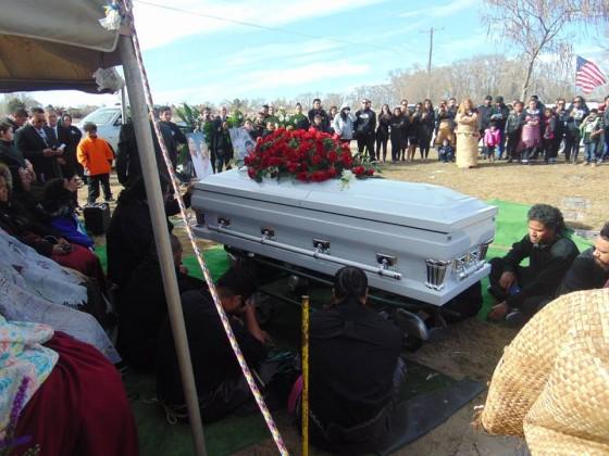 Ben Funeral 7
