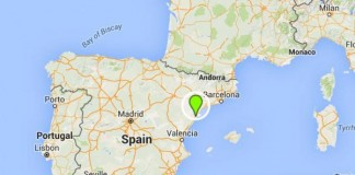 Bus Crash In Spain