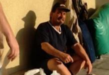 Homeless Man Lands Job