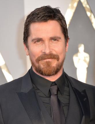 Christian Bale at the Academy Awards on February 28. The actor played ...  Christian Bale