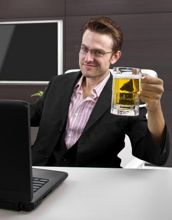 Interns To Drink Beer