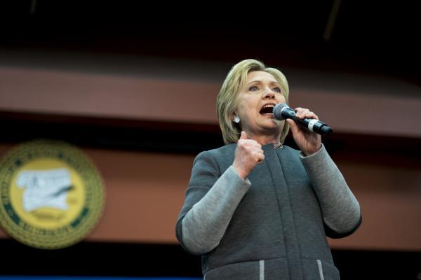 Democrats: Clinton