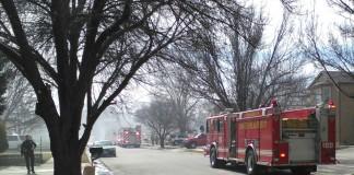 South Jordan House Fire