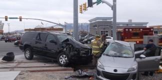 Lehi Accident