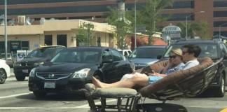 Motorized Papasan Chair