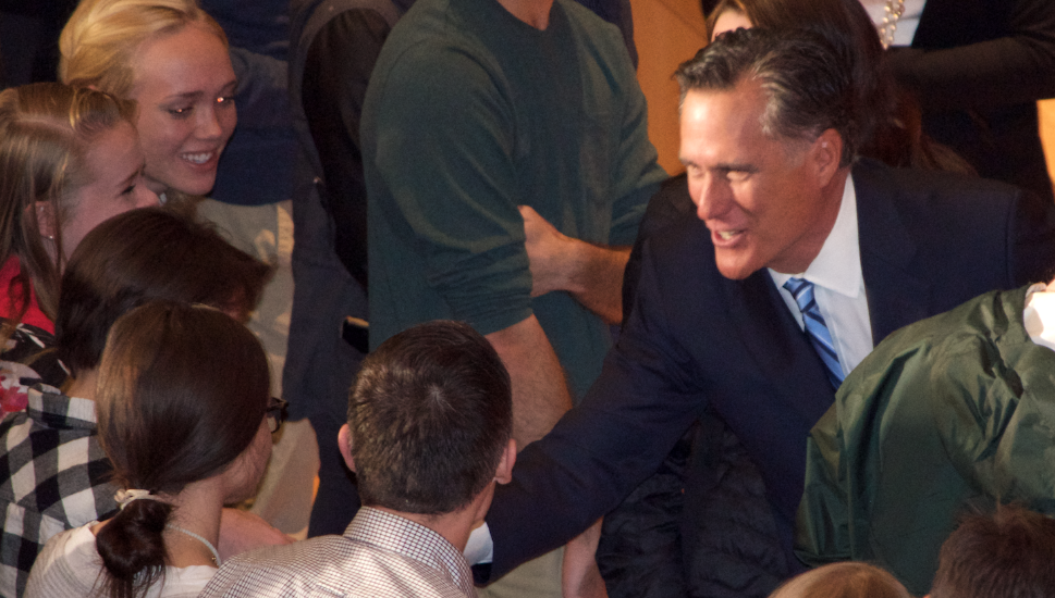 Romney proposes 'Patriot Pay' raise for essential workers fighting coronavirus