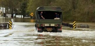 Deep South Flooding