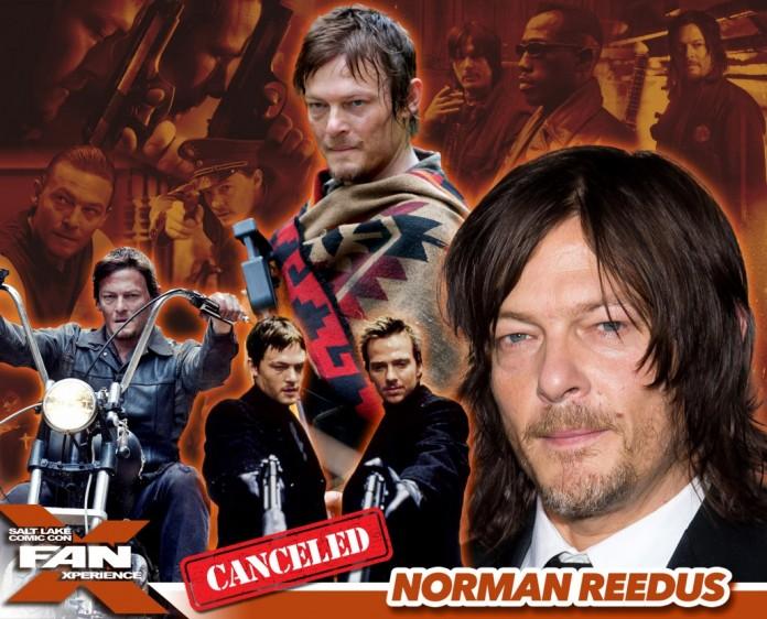 Norman Reedus Cancels