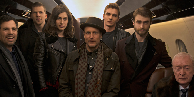 The Cast of 'Now You See Me 2.' Photo Courtesy: Summit Entertainment