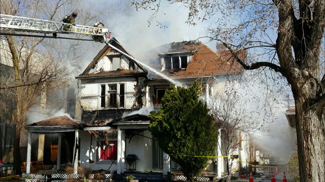 Ogden Home Burns