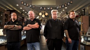 Cast of 'Pawn Stars' / Photo Courtesy: TheHistoryChannel.com