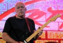 Pink Floyd's David Gilmour