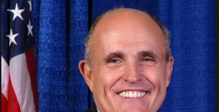Rudy Guiliani Calls Hillary Clinton