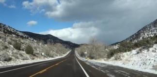 Rumble Strips On 'Singing Road'