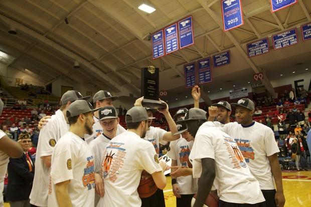 Basketball Team Wins National Title