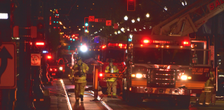 Fire At Utah Film Center