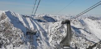 Snowbird Ski Accident