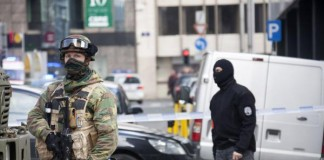 Terrorist Connection In Brussels