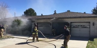 WVC Fire smoke