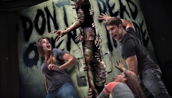 'Walking Dead' Attraction