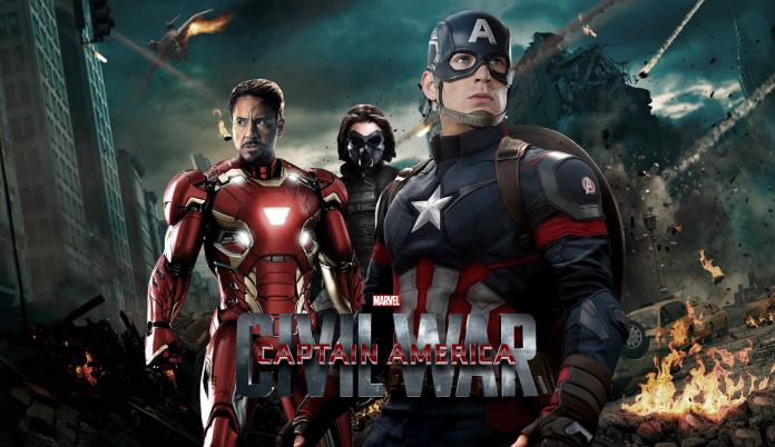 Trailer for 'Captain America: Civil War'
