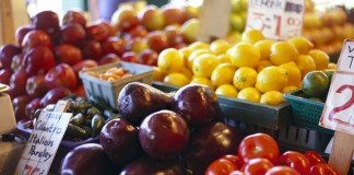 Lower Fruit, Vegetable Prices