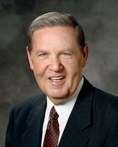 Elder Jeffrey R. Holland, member of the Quorum of the Twelve Apostles of the Church of Jesus Christ of Latter-day Saints.Courtesy: LDS.org