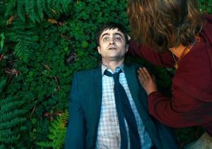 "Daniel Radcliffe in ""Swiss Army Man"" / Photo Courtesy: A24 Films"