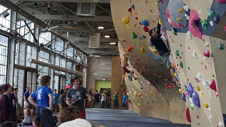 Ogden Climbing Festival 2016