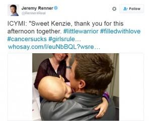 Jeremy Renner Main