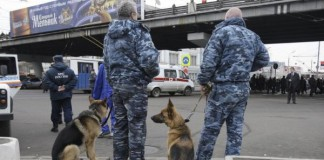 Three-militants-killed-in-attack-on-police-station-in-Russia